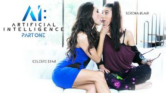Busty teens Serena Blair and Ivy Sherwood having interracial lesbian sex  1515691